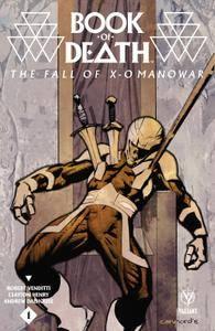 Book of Death - Fall of X-X-O Manowar 001 2015 digital
