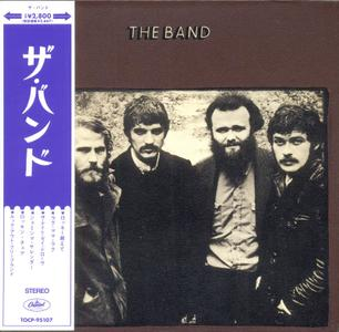 The Band - The Band (1969) [Capitol/Universal Music Japan, TOCP-95107]