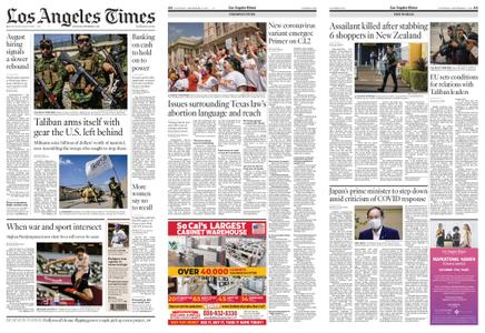 Los Angeles Times – September 04, 2021