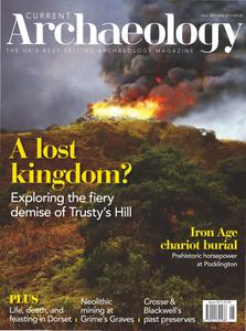 Current Archaeology - Issue 327