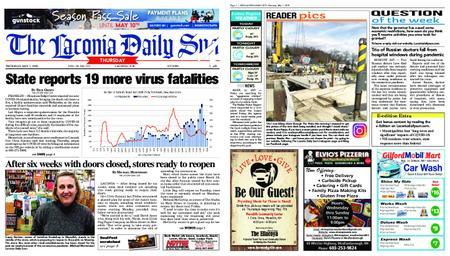 The Laconia Daily Sun – May 07, 2020