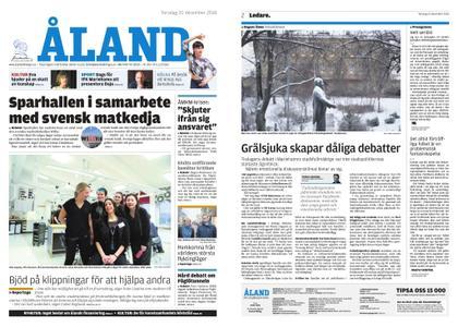 Ålandstidningen – 20 december 2018