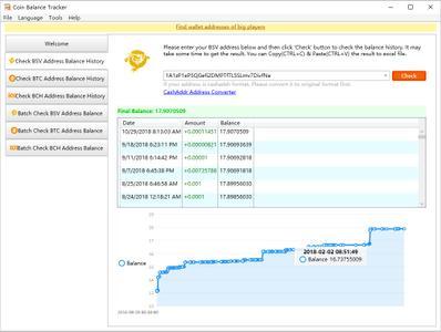 Coin Balance Tracker Pro 1.2.0.0
