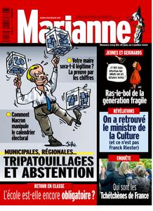 Marianne - 26 Juin 2020