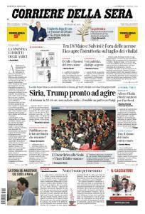 Corriere della Sera - 10 Aprile 2018