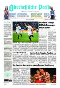 Oberhessische Presse Marburg/Ostkreis - 25. Februar 2019