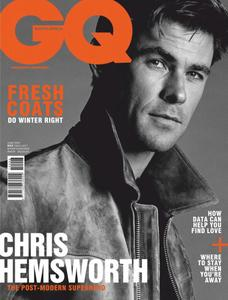 GQ South Africa - June 2019
