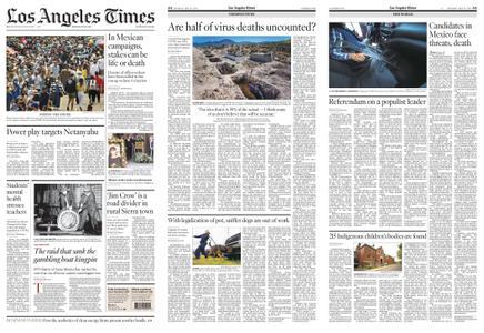 Los Angeles Times – May 31, 2021