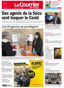 Le Courrier de l'Ouest Angers – 08 mai 2020