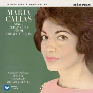 Maria Callas - Sings Great Arias From French Operas (1961/2014) [Official Digital Download 24-bit/96 kHz]