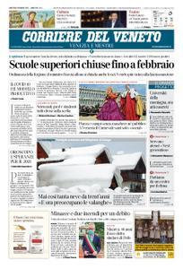 Corriere del Veneto Venezia e Mestre – 05 gennaio 2021