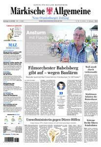 Neue Oranienburger Zeitung - 31. Juli 2018