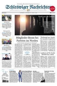 Schleswiger Nachrichten - 18. Oktober 2017