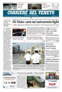 Corriere del Veneto Padova e Rovigo – 11 luglio 2019