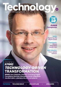 Technology Magazine – August 2021