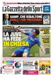 La Gazzetta dello Sport Roma – 20 marzo 2019