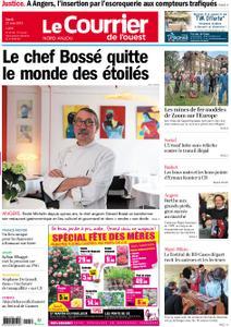 Le Courrier de l'Ouest Nord Anjou – 21 mai 2019