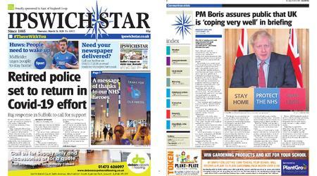Ipswich Star – March 26, 2020