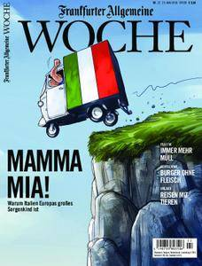 Frankfurter Allgemeine Woche - 25. Mai 2018