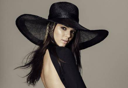 Kendall Jenner by Russell James for Miss Vogue Australia December 2012