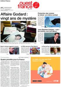 Ouest-France Édition France – 30 août 2019