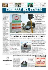 Corriere del Veneto Vicenza e Bassano – 17 ottobre 2018