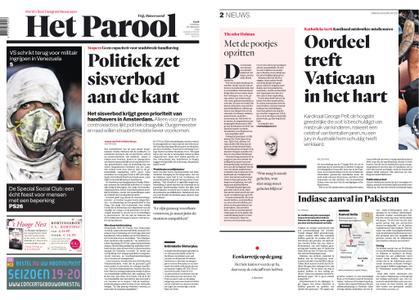 Het Parool – 26 februari 2019