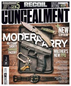 RECOIL Presents: Concealment – October 2017
