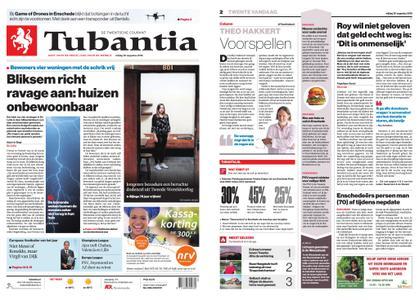 Tubantia - Enschede – 30 augustus 2019