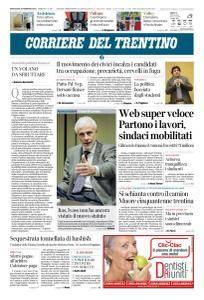 Corriere del Trentino - 28 Febbraio 2018