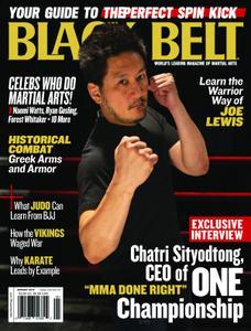 Black Belt - April/May 2019