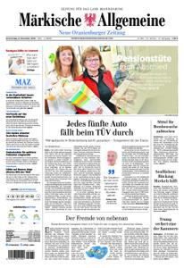 Neue Oranienburger Zeitung - 08. November 2018