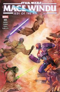 Star Wars - Jedi of the Republic - Mace Windu 005 2018 Digital