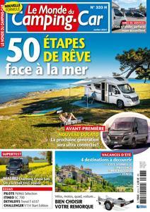 Le Monde du Camping-Car - juillet 2021