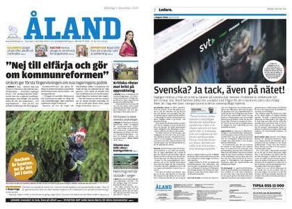 Ålandstidningen – 09 december 2019