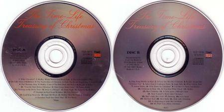 The Time Life Treasury Of Christmas.Va The Time Life Treasury Of Christmas 2cd 1987 Re