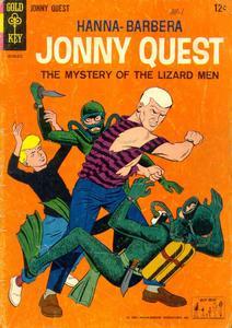 Jonny Quest - 001 - (1964