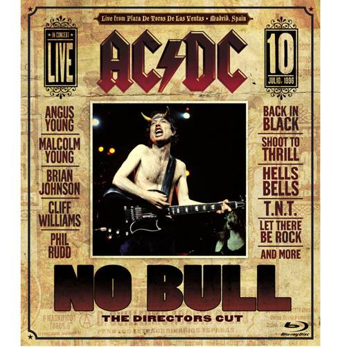AC/DC - No Bull (Director's Cut) (2008) [BDRip 720p]