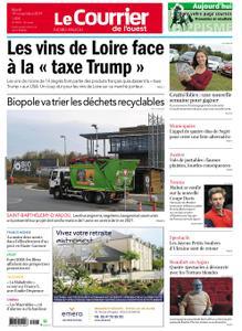 Le Courrier de l'Ouest Nord Anjou – 19 novembre 2019