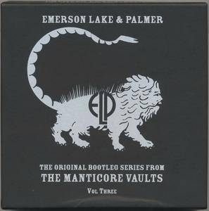Emerson, Lake & Palmer - The Original Bootleg Series from The Manticore Vaults Vol. 3 Set 2 (2002) {2CD Castle Music rec 1992}