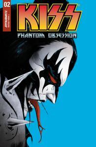 KISS - Phantom Obsession 002 (2021) (5 covers) (Digital) (DR & Quinch-Empire
