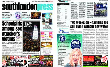 South London Press – October 20, 2017