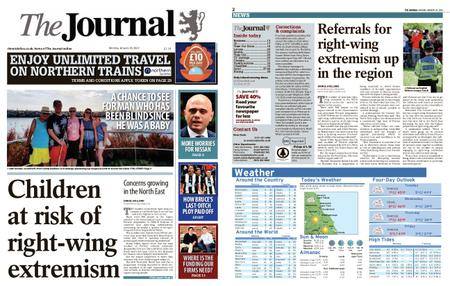 The Journal – January 20, 2020