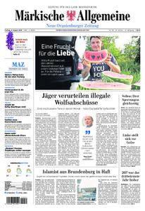 Neue Oranienburger Zeitung - 03. August 2018