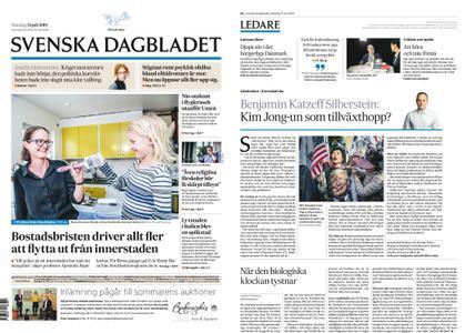 Svenska Dagbladet – 15 juli 2019