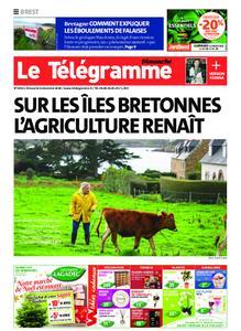 Le Télégramme Brest Abers Iroise – 06 décembre 2020
