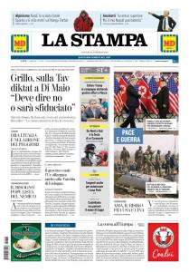 La Stampa Torino Provincia e Canavese - 28 Febbraio 2019