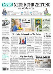 NRZ Neue Ruhr Zeitung Essen-Postausgabe - 21. Oktober 2017