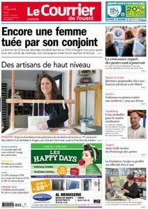 Le Courrier de l'Ouest Angers - 01 mars 2018