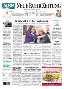 NRZ Neue Ruhr Zeitung Essen-Postausgabe - 22. Januar 2018